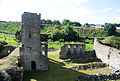 Cahir Priory of St. Mary Cloister and Second Tower 2012 09 05.jpg
