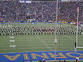 Cal Band performing pregame at Maryland at Cal 2009-09-05 3.JPG