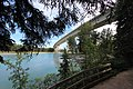 Calgary stoney Trail bridge over the bow river. (14771093465).jpg