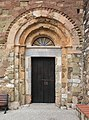 Calmeilles Église Saint-Félix (portal).jpg