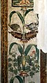 Camillo mantovano, resti di affreschi della sala di psiche con candelabre vegetali che sorreggono cacciagione e pesci, 1538-39 ca. 04.jpg