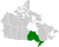 Canada Ontario map.png