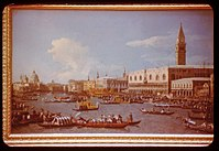 Canaletto - Embarkation of the Doge of Venice, for the Ceremony of the Marriage of the Adriatic.jpg