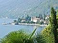 Cannero Riviera mit Blick auf das Park Hotel - panoramio.jpg