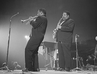 Cannonball Adderley - Nat and Cannonball Adderley in Amsterdam, 1961