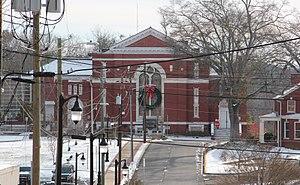 Canton, Georgia - Canton City Hall
