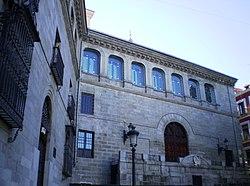 PROPUESTAS DE RULADA DE LA COMUNIDAD DE MADRID - DOMINGO 8 DE MARZO 250px-Capilla_del_Obispo_Madrid