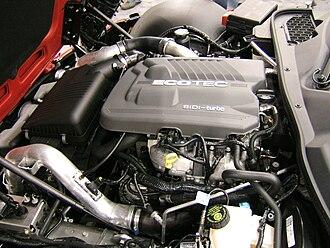 GM Ecotec engine - Ecotec LNF in a Pontiac Solstice