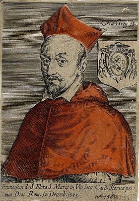 Image illustrative de l'article Francesco Sforza (cardinal)