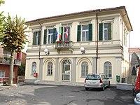 Carentino (AL) - Il Municipio.JPG