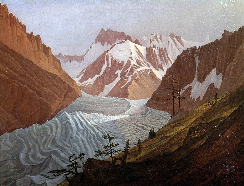 File:Carl Gustav Carus - Das Eismeer bei Chamonix.jpg