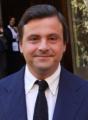 Carlo Calenda - Image: Carlo Calenda crop