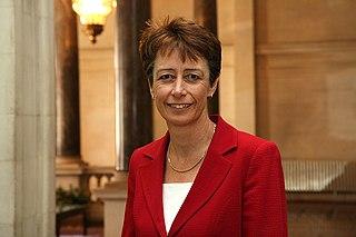Carolyn Davidson (diplomat) British diplomat