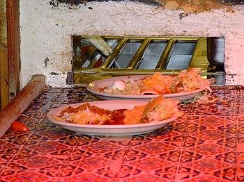 Casa Bonita food service