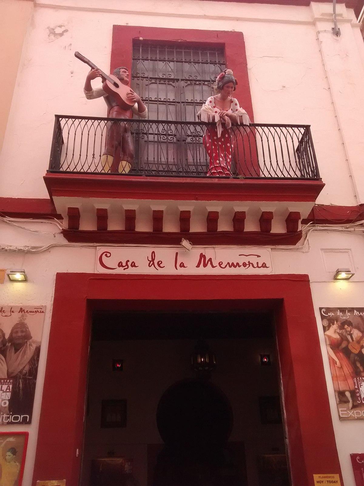 La Casa Es Muy Bonita Y Grande World Mediterranean: Casa De La Memoria De Al-Andalus (Sevilla)