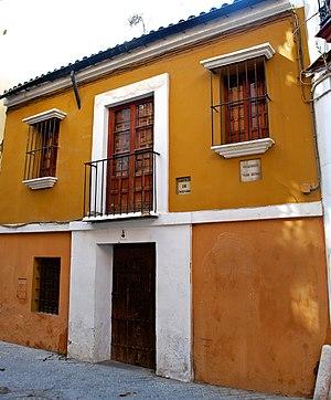 Diego Velázquez - Birthplace of Velázquez in Seville