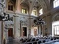 Casale monferrato, palazzo gozzani di san giorgio, salone con affreschi francesco lorenzi e pier f. guala 03.jpg