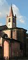 Casalmaggiore - Chiesa di San Leonardo - Abside e Campanile.JPG