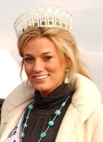 Miss Maryland USA - Casandra Tressler, Miss Maryland USA 2008