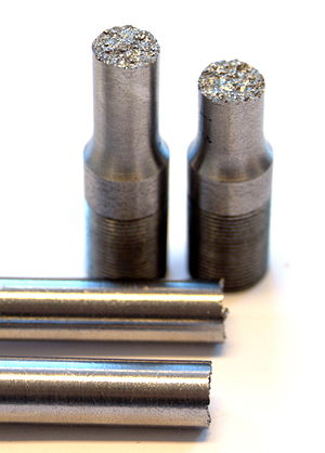 Ductility - This tensile test of a nodular cast iron demonstrates low ductility.