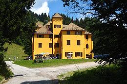 montagna Ligosullo  Carnia