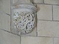 Castelnaud Lacoste chapelle cul-de-lampe.JPG
