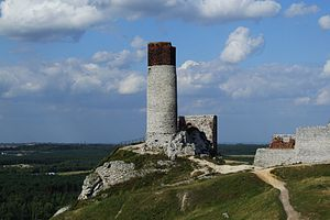 300px Castle in Olsztyn1 Earths Force Fields