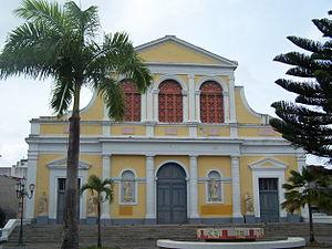 Cathédrale Saint-Pierre-et-Saint-Paul de Pointe-à-Pitre