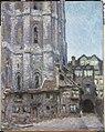 Cathedral at Rouen - La Cour d'Albane 1956 24.jpg