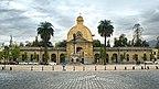Santiago - Praza da Quintana, Praza das Praterías