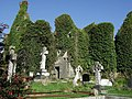 Cemetery at Rathmullen Priory - geograph.org.uk - 895857.jpg