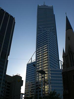 Central Park (skyscraper) - Image: Central Park Perth