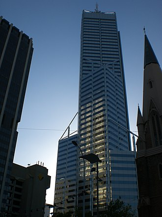 Central Park (skyscraper) - Image: Central Park Perth