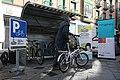 Centro estrena el primer 'bicihangar', la solución para aparcar las bicicletas en la calle de forma segura 02.jpg