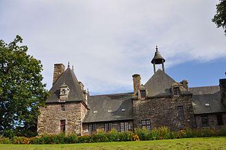 Cerisy - Cerisy château