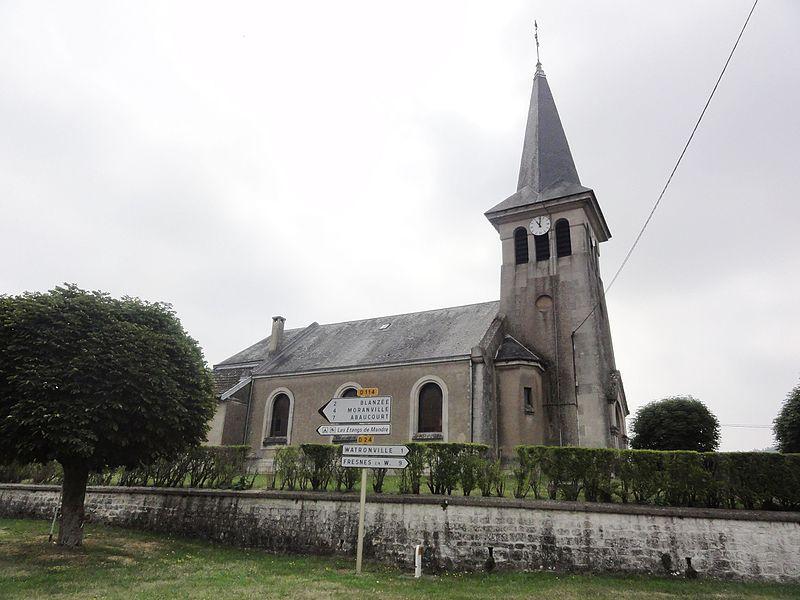 Châtillon-sous-les-Côtes (Meuse) église (01)