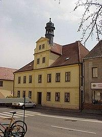 Chabařovice stará radnice.JPG