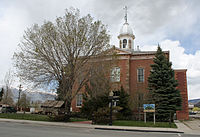 Chaffee County Courthouse and Jail Buildings.JPG