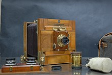 Chambre photographique wikip dia for Chambre photographique 13 x 18