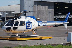GTV (Australia) - GTV-9 news helicopter