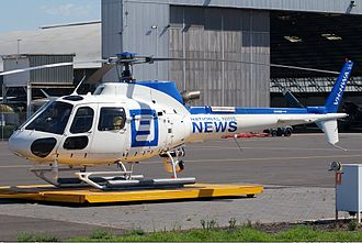 GTV (Australian TV station) - GTV-9 news helicopter