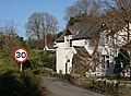 Chapel Cottage, Milton Combe - geograph.org.uk - 513909.jpg