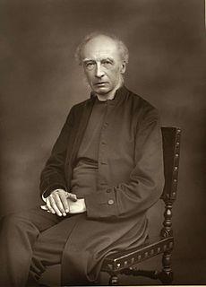 Charles Ellicott British bishop