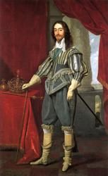 Daniël Mijtens: King Charles I