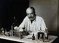 Charles Jules Henri Nicolle. Photograph. Wellcome V0026919.jpg