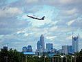 Charlotte Skyline from airport (3607328992).jpg