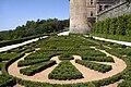 Chateau de Hautefort Formal Gardens 05.jpg