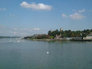 Chatham, Kent - Image: Chatham Medway 2644