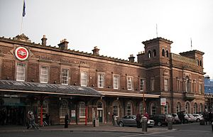 Car Hire At Chester Train Station Indigo Car Hire