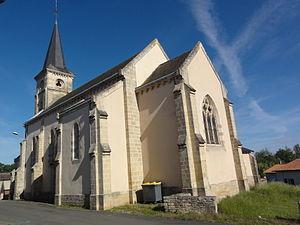 Chey - The church in Chey